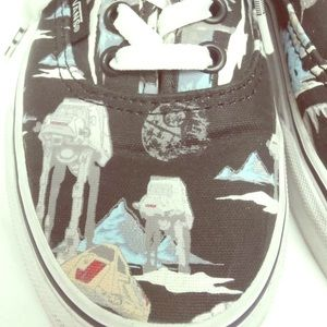 Vans STAR WARS Darkside Planet Hoth 5:5